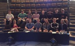 Theater Class Goes to See King Lear