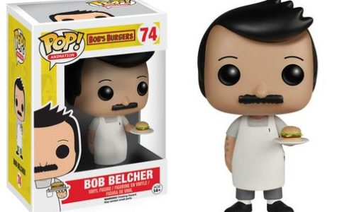 Day in the life of a Pop Figurine