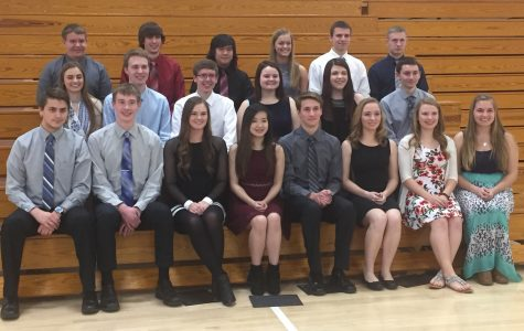 Students Honored at Rotary Scholarship Banquet