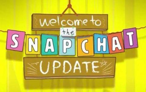 New Snapchat Update