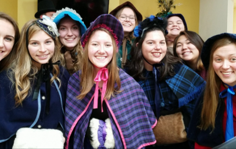 A Musical Tradition: Holiday Caroling