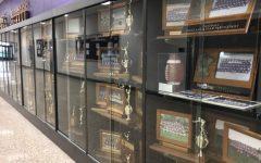 NUHS Trophy Case