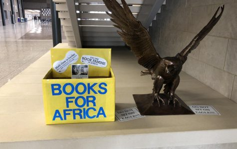 Getting the Inside Scoop on the Books for Africa Book Drive