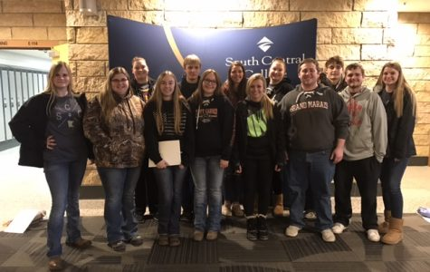 Students Attend Signing Day at South Central College
