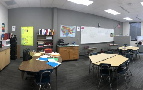 Special Education Classroom at NUHS