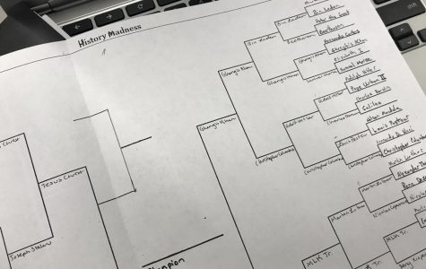 'History' Madness – a New Version of March Madness