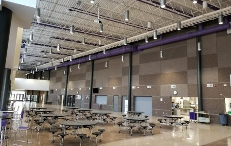 New Ulm High School Cafeteria