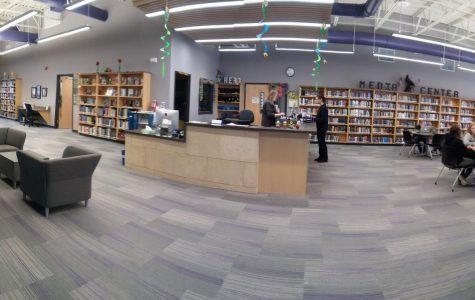 New Ulm High School Library