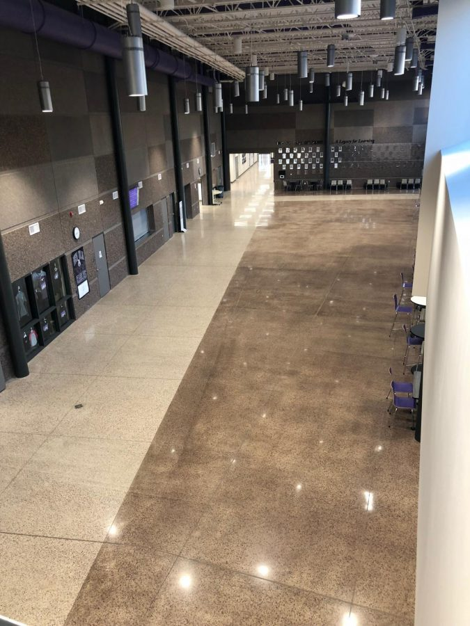 A Look into Our Cafeteria