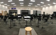 New Ulm High School Band Room