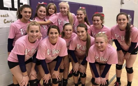 2018 New Ulm Eagle Volleyball Recap