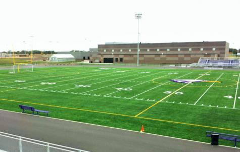New Ulm's Baller Football Field
