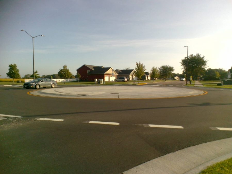 New Year, New Roundabout