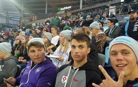 Boys Soccer Goes To Allianz Field