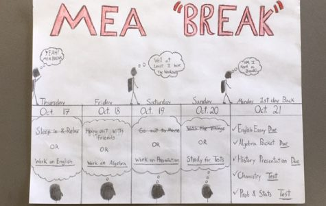 "MEA ""Break"""