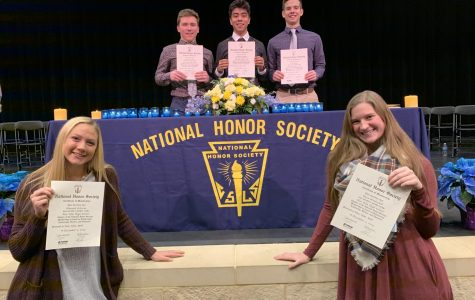 NUHS National Honors Society