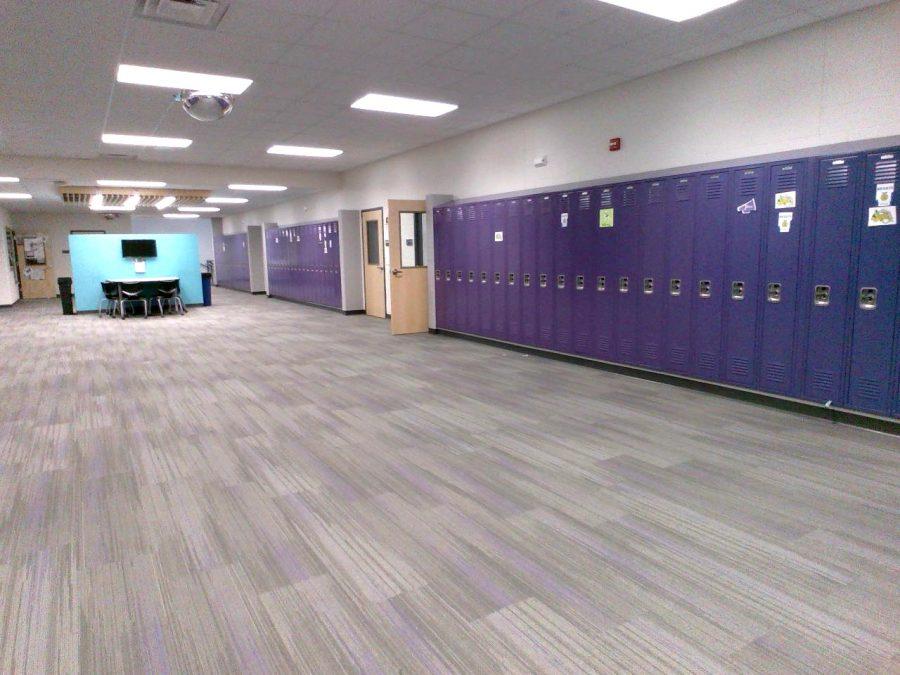 Empty Halls, Empty Walls