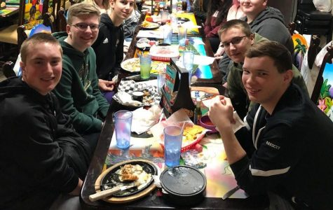 Spanish Students Take a Trip to La Plaza Fiesta