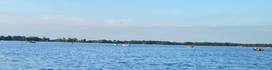 Many Minnesotans got out and enjoyed our lakes this weekend
