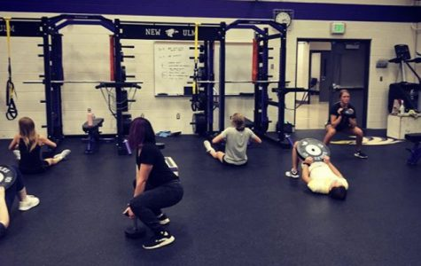 First ever women-only strength and conditioning class