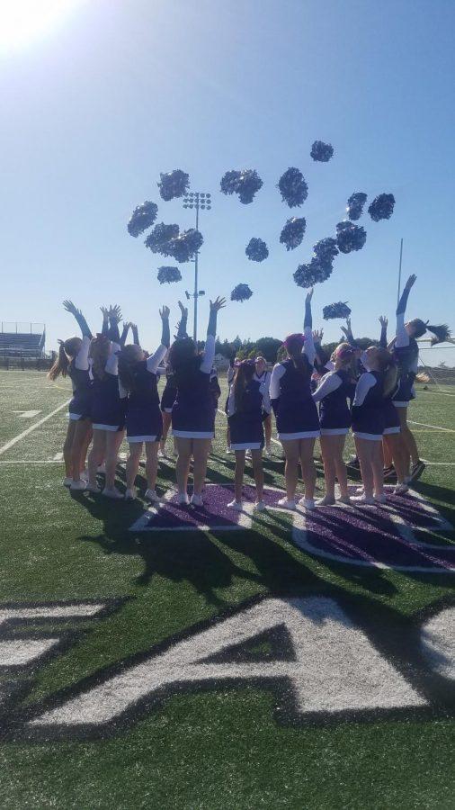 NUHS Cheer Program