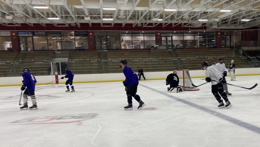 Bridge to the Hockey Season