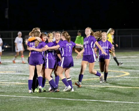 New Ulm Girls Soccer Wins Against Their Rivals, Waseca 2-1
