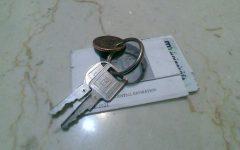 New Driver's Keys