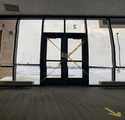 Upside down construction causes door failure!