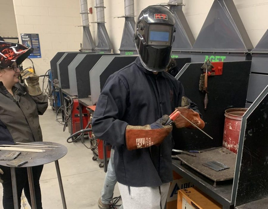 Is welding technology for you?