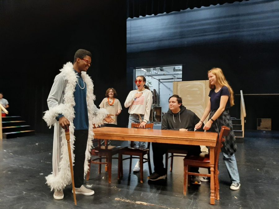 Theatre is back at New Ulm High School!