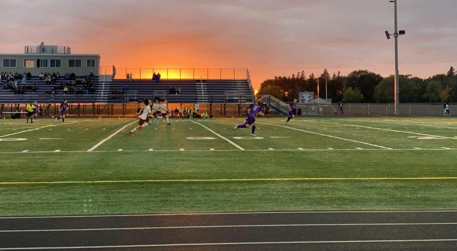 Eagles Boys Soccer Playoff Run